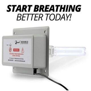 Mammoth BioShield UV Air Sanitizer Air Treatment System 18 watt Air Treatment System