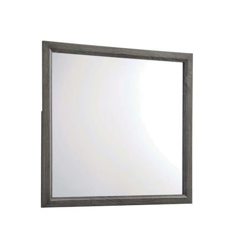 Carbon Loft Conan Grey Oak Dresser Mirror