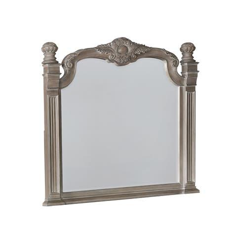 Copper Grove Gantsevichi Grey Dresser Mirror