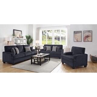Copper Grove Oshmyany Grey 2-piece Living Room Set