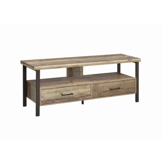 Weathered Pine 59-inch TV Console - 59""