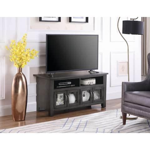 Dark Grey 48-inch TV Console