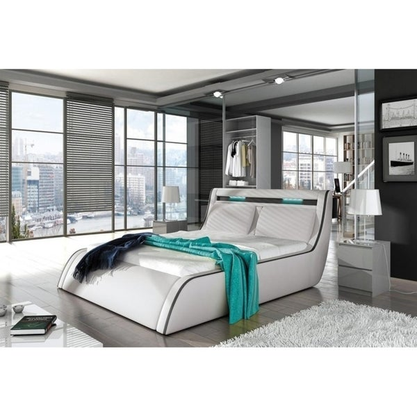 Shop Atlantis Platform Bed European King Size With