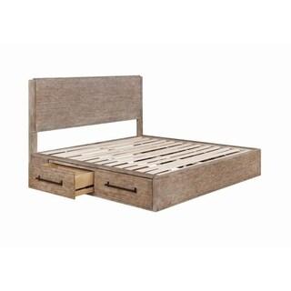 Carbon Loft Orville Rustic Barn 4-drawer Storage Bed