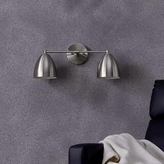 Harper Blvd Renwick 2-Light Wall Sconce - Brushed Nickel