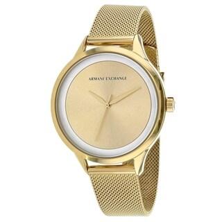 Armani Exchange Women's Classic AX5601 Watch - N/A