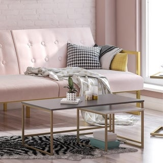 CosmoLiving by Cosmopolitan Scarlett Nesting Coffee and End Tables