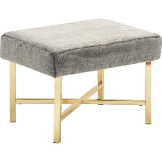 Elle Decor Lennox Vanity Stool
