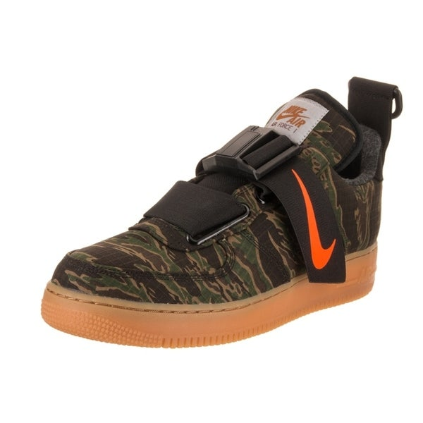 22b79dfbda549 Shop Nike Men s Air Force 1 UT Low Prm WIP Basketball Shoe - Free ...