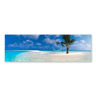 Christopher Knight Collection  Hammock Beach, Canvas Wall Art - Multi-color
