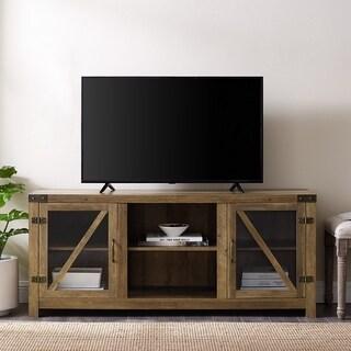 The Gray Barn Kujawa 58-inch TV Stand Console