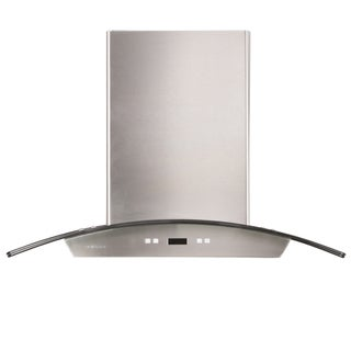 Cavaliere-Euro 36-inch Stainless Steel Wall Mount Range Hood