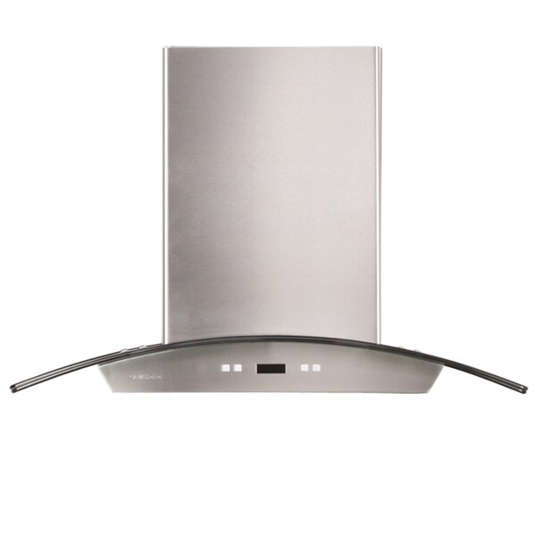 36inch stainless steel wall mount range hood