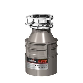 InSinkErator Evergrind E202 Garbage Disposal with Cord, 1/2 HP (E202W/C)