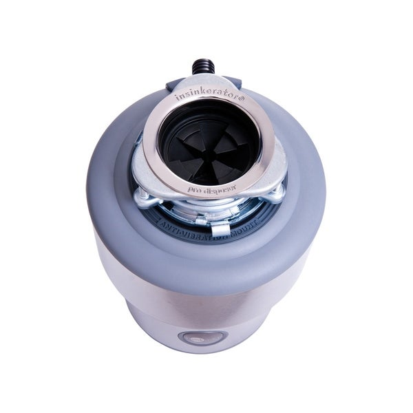 InSinkErator Evolution Excel Garbage Disposal with Cord, 1 HP (EXCELW/CORD)