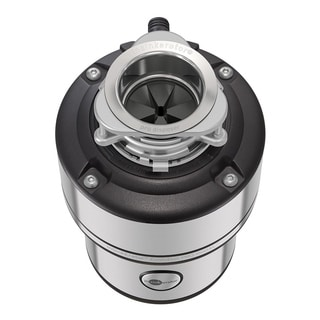 InSinkErator Evolution Pro 1100XL Garbage Disposal with Cord, 1.1 HP (PRO1100XLW/CORD)