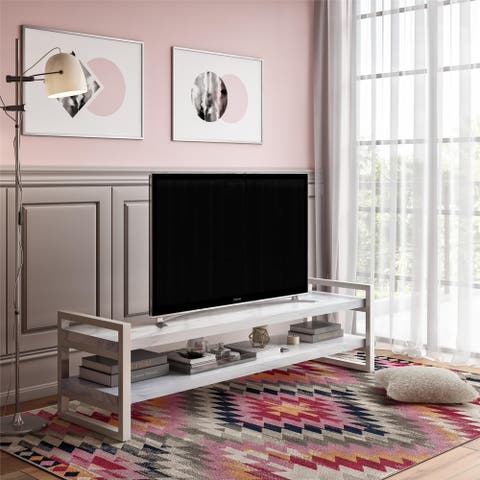 CosmoLiving by Cosmopolitan Coco TV Stand for TVs up to 65 inches