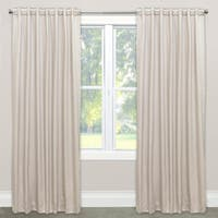 Skyline Furniture Unlined Curtains in Shantung