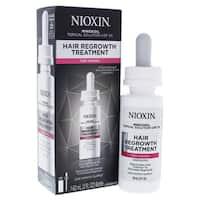 Nioxin Minoxidil 2-ounce Hair Regrowth Treatment Women