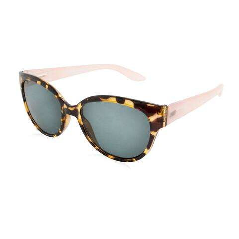 Gabriel + Simone Soleil Tortoise + Pink Sun Reader Women Reading Glasses