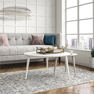 CosmoLiving by Cosmopolitan Carnegie Nesting Tables
