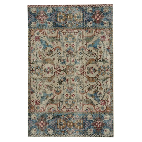 Capel Rugs Benz-Manisa Traditional Machine Woven Rugs