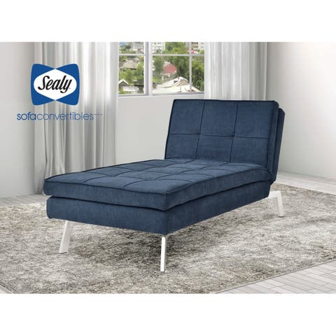 Jackson Chaise Convertible By Sealy