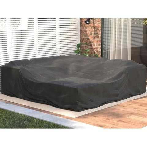 Square Patio Dining and Sofa Set Cover by Moda Furnishings