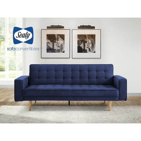 Tilbury Sofa Convertible By Sealy