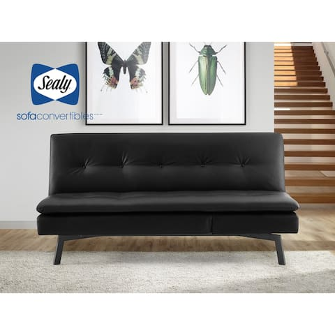 Savannah Sofa Convertible with 5 Position Chaise By Sealy