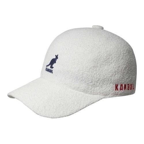 79c36d1a70a70 Men's Kangol UFO Spacecap Baseball Cap White