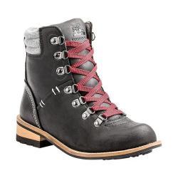 Women's Kodiak Surrey II Fashion Hiker Boot Black Old West Leather