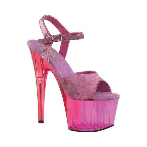 Pleaser Adore 709MCT Ankle Strap Sandal (Women's) CgCbbD4SB