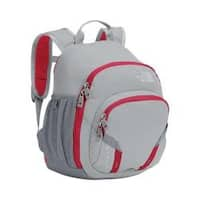 Children's The North Face Sprout Backpack High Rise Grey/TNF Red