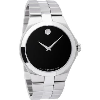 Movado Junior Stainless Steel Quartz Sport Watch