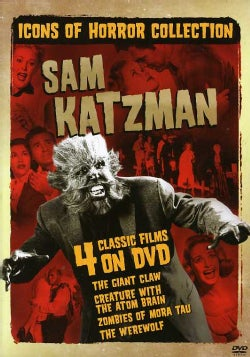 Icons of Horror Collection: Sam Katzman (DVD)