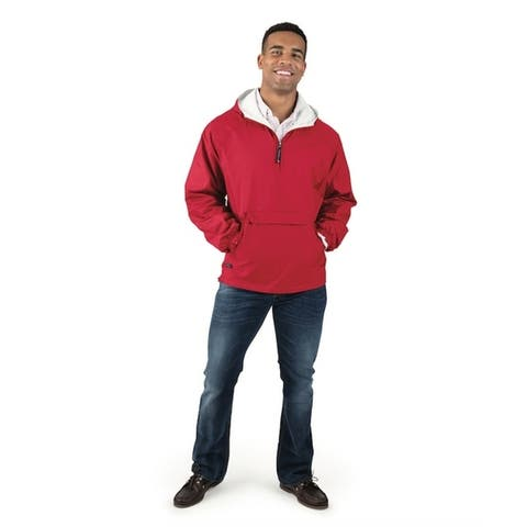 Charles River Apparel Men's Classic Athletic Pullover Hoodie
