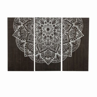 Henna Wall Art, Set of 3