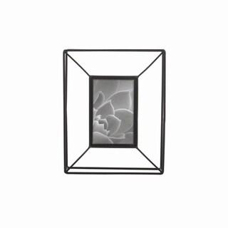 4X6 Rectangle Geo Photo Frame