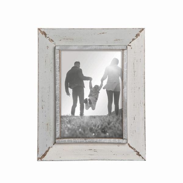 5X7 Warm Gray Photo Frame