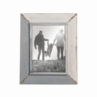 5X7 Blue Gray Photo Frame