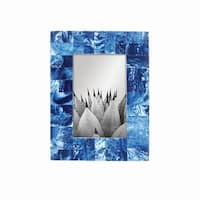 4X6 Indigo Photo Frame