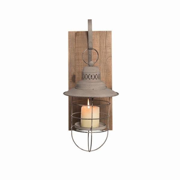 Hanging Cottage Lantern
