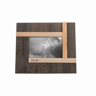 4X6 Declan Dad & Me Photo Frame