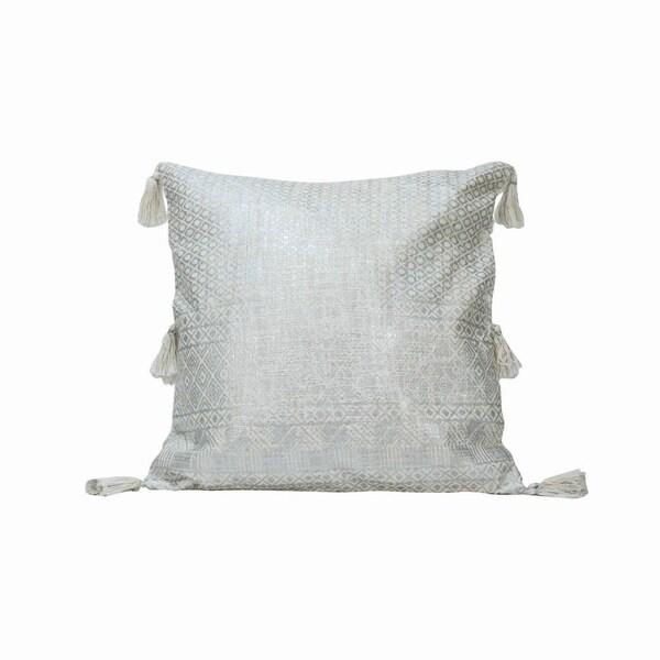 20X20 Hand Woven Skylar Pillow