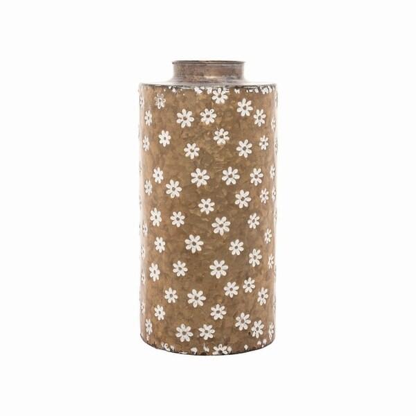 Brass Alden Vase Large