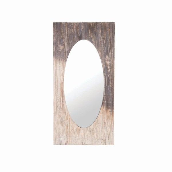 Salt Wash Mirror - Natural - A/N
