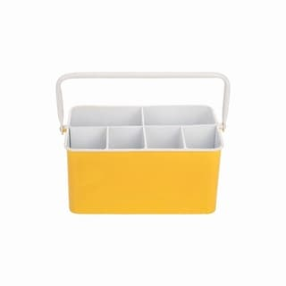 Compartment Caddy Mustard