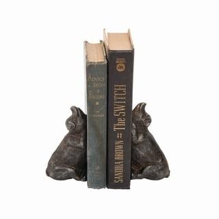 Playful Pig Book Ends, Set of 2
