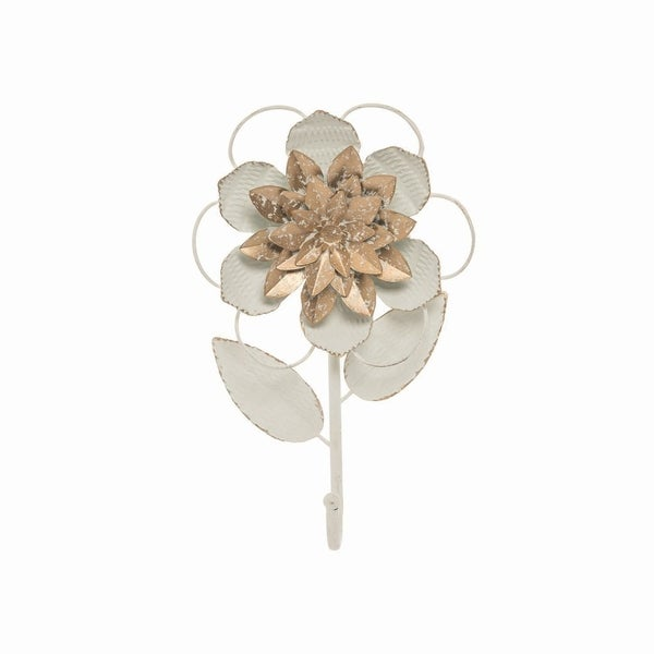 Cottage Flower Wall Hook